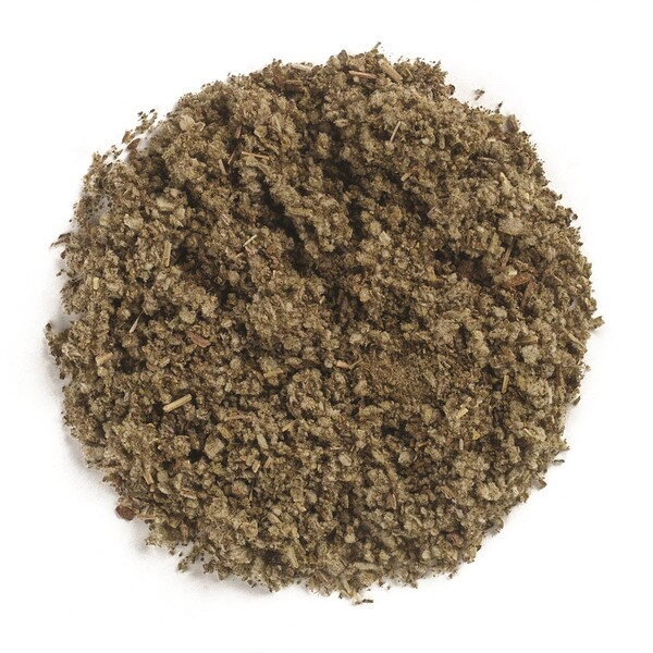 Органические молотые листья шалфея, 16 унций (453 г)