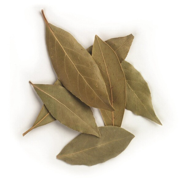 Органический цельный лавровый лист, 16 унций (453 г)