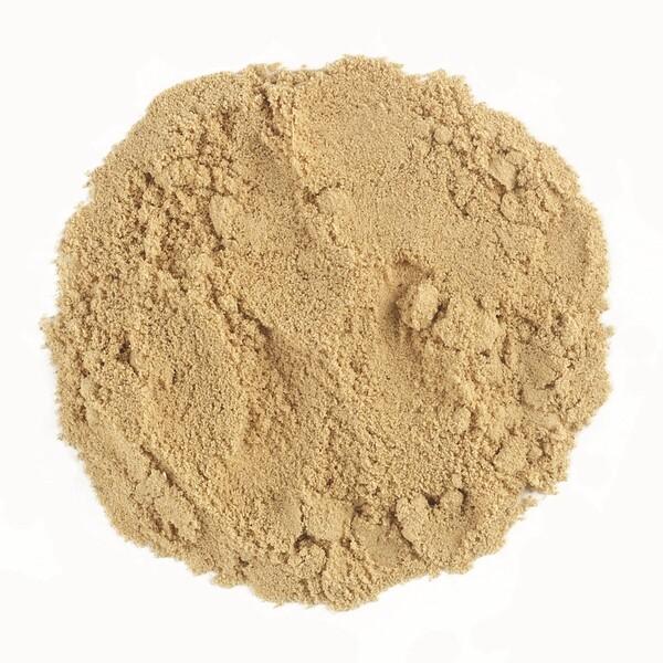 Молотый несульфитированный корень имбиря, 16 унций (453 г)