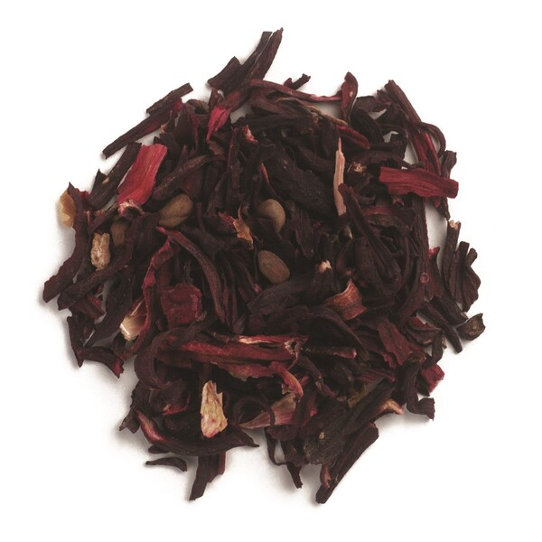 Organic Cut & Sifted Hibiscus Flowers, 16 oz (453 g)