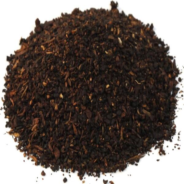 Гранулированный корень цикория, обжаренный, 453 г (16 унций)