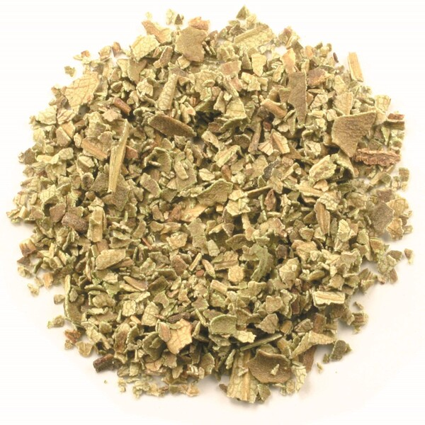 Frontier Natural Products, Yerba Mate Leaf, Cut & Shifted, 16 oz (453 g) (Discontinued Item)