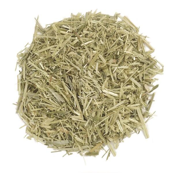 Органическая порезанная и отобранная зелень овса, 16 унций (453 г)