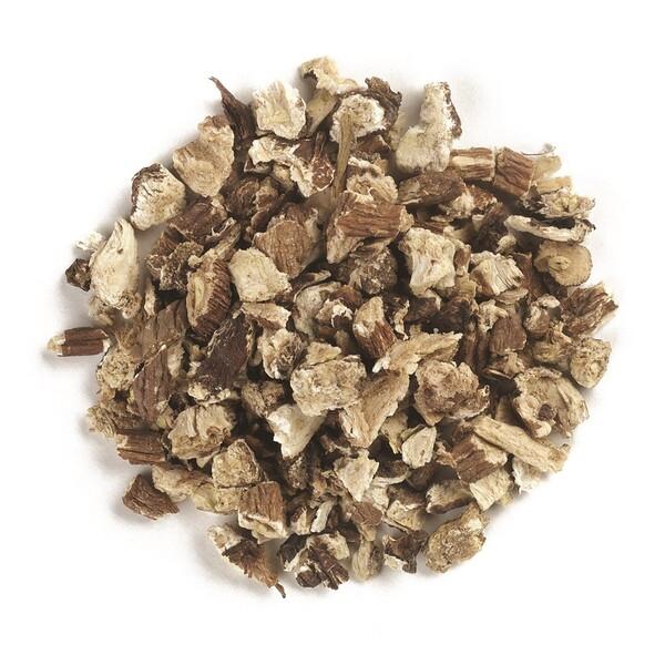 Organic Cut & Sifted Dandelion Root (Органический корень одуванчика, резанный и просеянный), 453 г (16 унций)