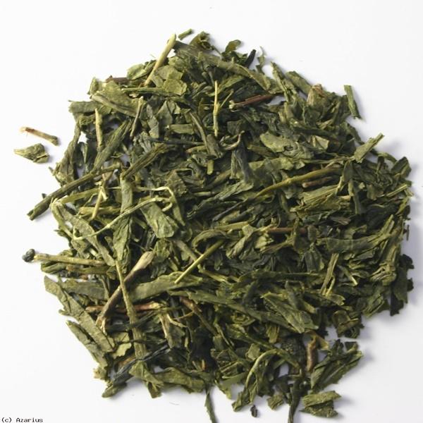 Органический листовой чай сенча, 16 унций (453 г)