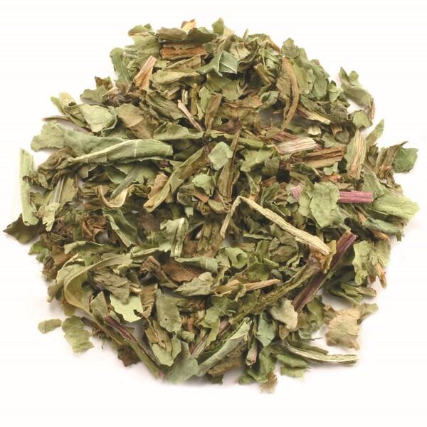 Frontier Natural Products, Органические порезанные и просеянные листья одуванчика, 16 унций (453 г)