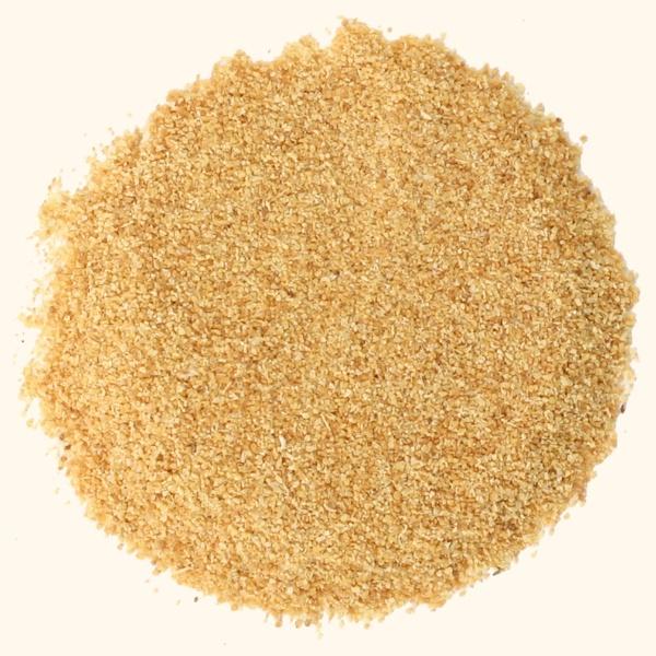 Органический гранулированный чеснок, 453 г (16 унций)