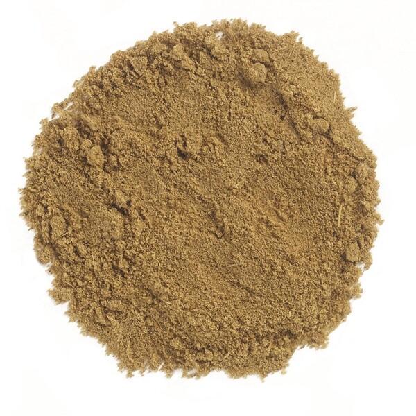 Органические молотые семена зиры, 16 унций (453 г)