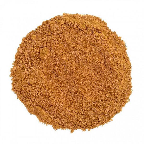 Certified Organic Ground Turmeric Root (Сертифицированный органический молотый корень куркумы), 453 г (16 унций)