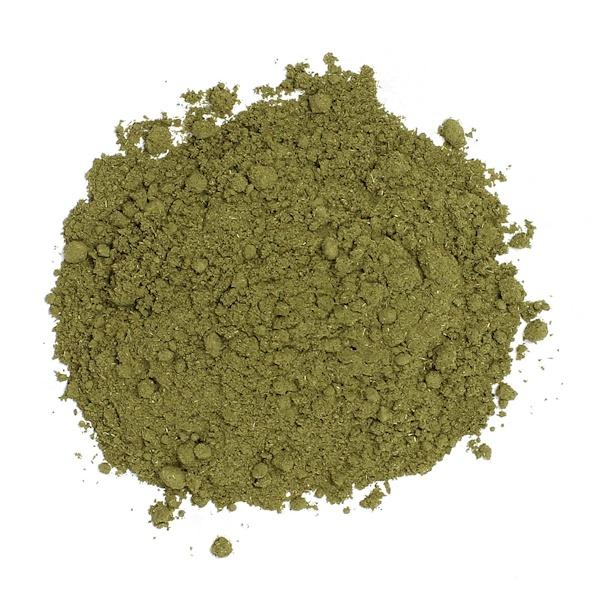 Frontier Natural Products, Органическая молотая стевия, 16 унций (453 г)