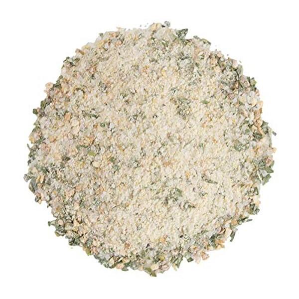 Сертифицированная органическая смесь пряностей с чесноком Mama Garlic, 453г