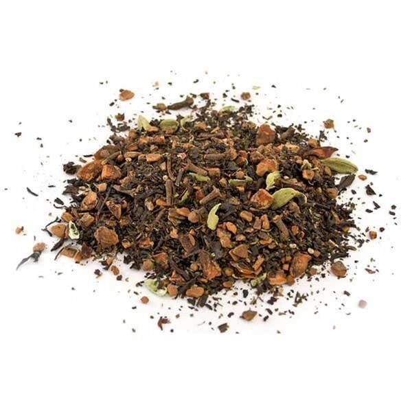 Органический масала чай, справедливая торговля, 16 унций (453 г)