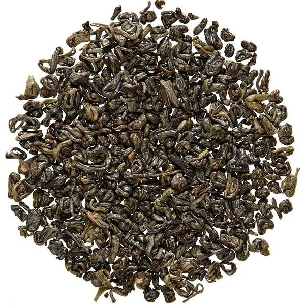 Органический зелёный чай ганпаудер, 453 г