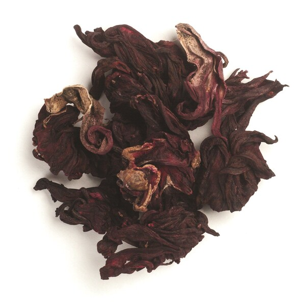Frontier Natural Products, Органические нарезанные и просеянные цветки гибискуса Fair Trade, 16 унций (453 г)