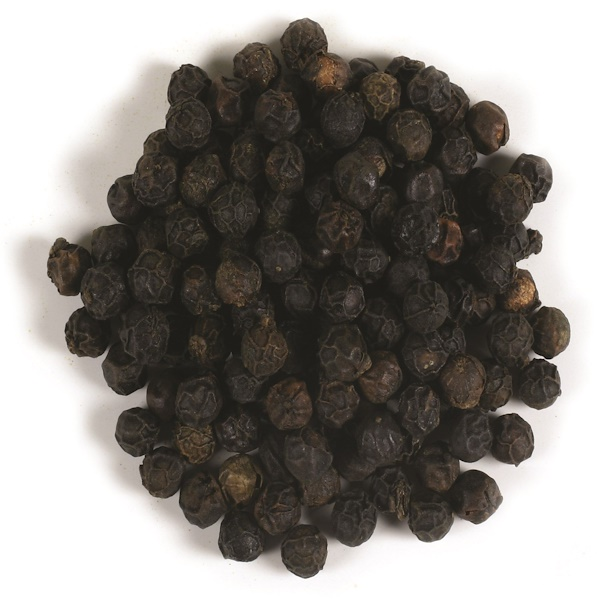 Органический цельный чёрный перец, 16 унций (453 г)