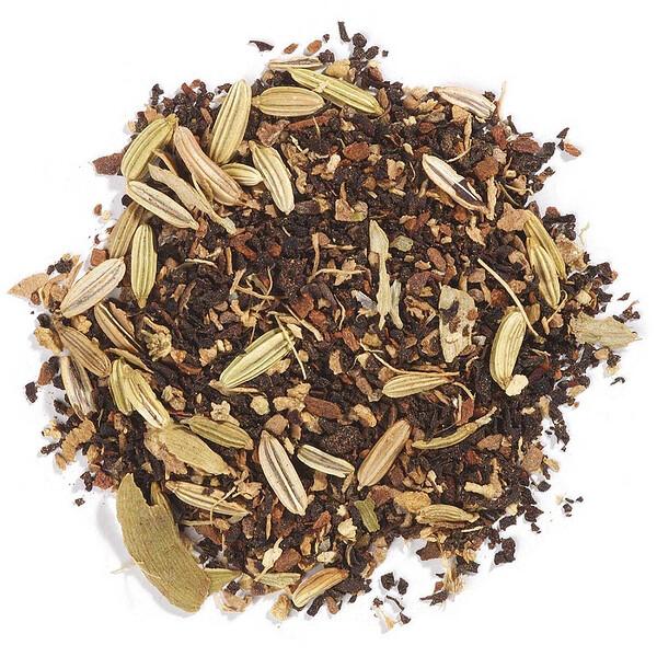 Сертифицированный органический чай с куркумой, 453г