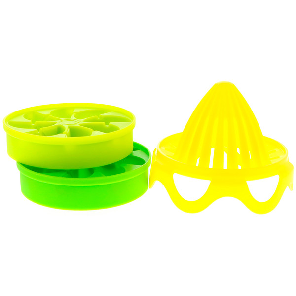 Full Circle, Lemon Drops, Citrus Ice Cube Infuser Set (Discontinued Item)