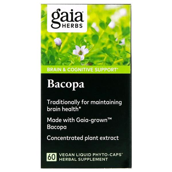 Бакопа, 60веганских капсул Phyto-Cap