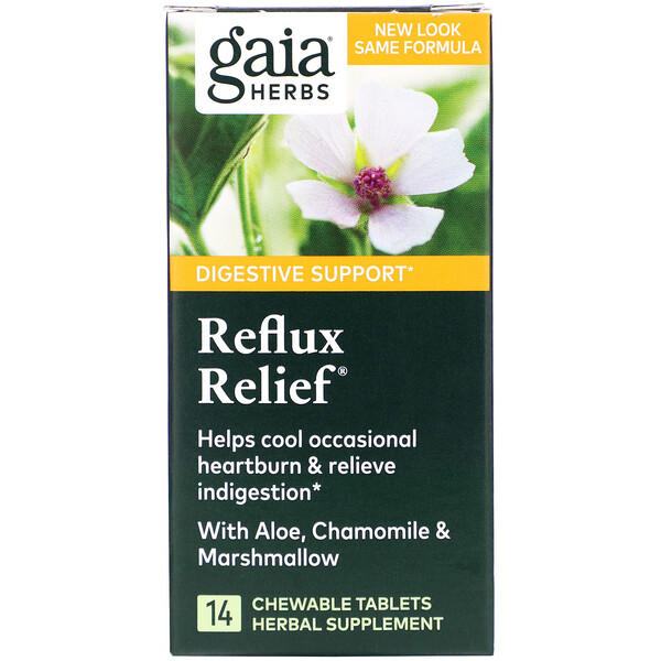 Reflux Relief, 14 Chewable Tablets