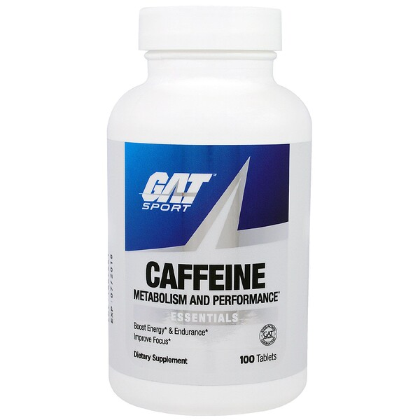 "Кофеин для метаболизма и продуктивности из серии ""Необходимое"", 100 таблеток"
