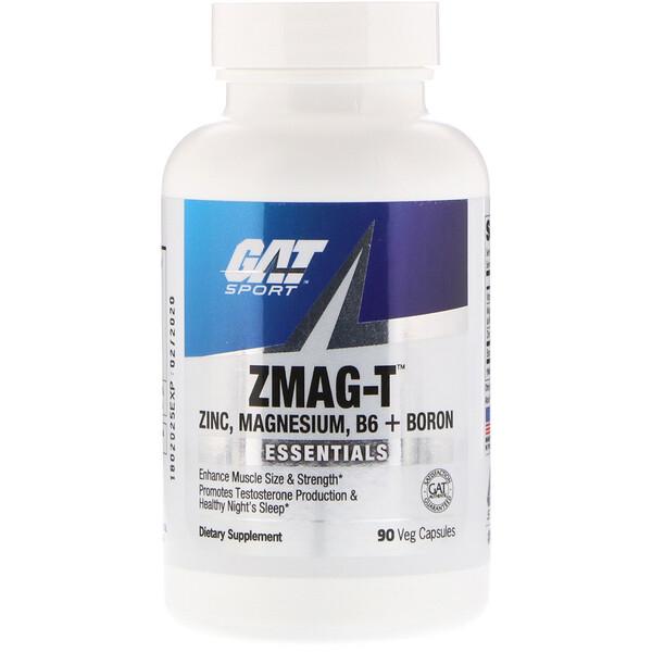 ZMAG-T, 90 вегетарианских капсул