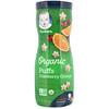 Gerber, Органические злаковые подушечки, клюква и апельсин, 42г (1,48унции)
