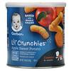 Gerber, Lil 'Crunchies, палочки для малышей от 8месяцев, яблоко и батат, 42г (1,48унции)