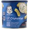 Gerber, Lil' Crunchies, от 8 месяцев, со вкусом соуса рэнч, 42г (1,48унции)