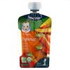 Gerber, Smart Flow, Organic, морковь, яблоко и манго, 99г (3,5унции)
