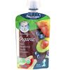 Gerber, Smart Flow, Organic, «Персик, черника, яблоко и авокадо», 99г (3,5унции)