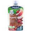 Gerber, Smart Flow, Organic, яблоко, малина, ягоды асаи, 99г (3,5унции)