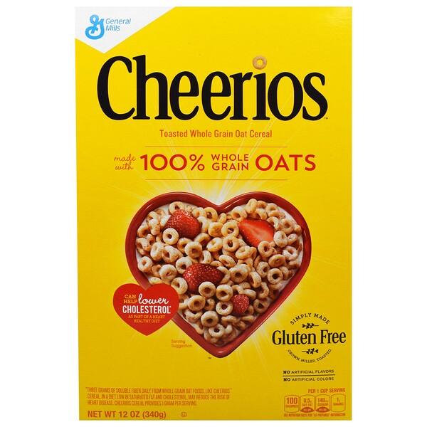 Cheerios, 340 г (12 унций)