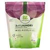 Grab Green, Капсулы со стиральным порошком 3-в-1, лаванда с ванилью, 60 стирок, 1080 г (2 фунта, 6 унций)