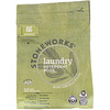 Grab Green, Stoneworks, Порционные пакеты для стирки, Лист оливы, 50 загрузок, 1,65 фунта (750 г)