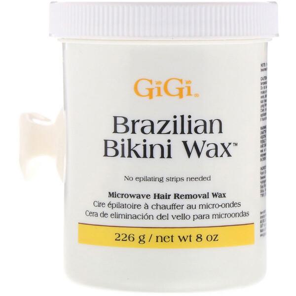 Воск для бразильской эпиляции Brazilian Bikini Wax, разогревается в микроволновой печи, 226г