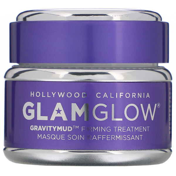 GLAMGLOW, GravityMud, Firming Treatment Mask, 1.7 oz (50 g) (Discontinued Item)