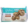 Glutino, Печенье без глютена, Шоколадная крошка, 8,6 унц. (245 г)