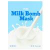 G9skin, Маска Pure Milk Bomb, 5 масок, 21 мл каждая