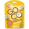 GoCo, Хрустящие кокосовые кусочки, Просто кокос, 1,4 унции (40 г)