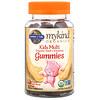 Garden of Life, MyKind Organics, детский мультивитамин, органический ароматизатор со вкусом фруктов, 120веганских жевательных конфет в форме мишек