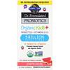 Garden of Life, Dr. Formulated Probiotics, Organic Kids +, со вкусом органического арбуза, 30 вкусных жевательных таблеток