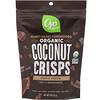 Go Raw, Органические кокосовые чипсы, «Шоколадные кусочки», 57г (2унции)