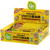 Go Raw, Organic Sprouted Bar, Banana Flaxseed , 10 Bars, 0.4 oz (11 g) Each