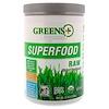 Greens Plus, Organics Superfood, Необработанный продукт, 8,5 унц. (240 г)