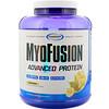 Gaspari Nutrition, MyoFusion, улучшенный протеин, банановый крем, 4 фунта (1814 г)
