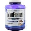 Gaspari Nutrition, MyoFusion, улучшенный протеин, шоколадно-ореховый крем, 4 фунта (1814 г)