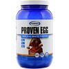 Gaspari Nutrition, Proven Egg, 100% протеин из яичного белка, соленая карамель, 900г