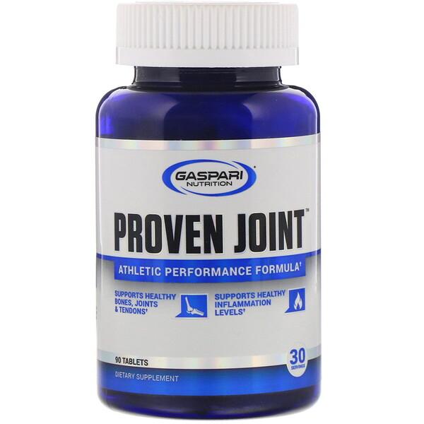 Proven Joint, формула для повышения выносливости во время тренировок, 90таблеток