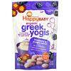 Happy Family Organics, органический греческий йогурт, черника и фиолетовая морковь, 28г (1унция)