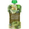Happy Family Organics, Organic Baby Food, Stage 2, 6+ Months, Apples, Kale & Avocados, 4 oz (113 g)